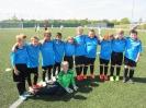 Fußballturnier der Mettmanner Grundschulen am 17.06.2015