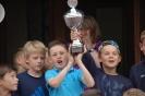 Siegerehrung: Fußballturnier Stadtmeisterschaften 2017