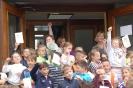 Siegerehrung Sportfest 2017: Viele Ehrenurkunden für Klasse 3 und 4
